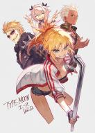 astolfo emiya kintoki kuro_no_rider mordred rider_of_black tagme // 931x1300 // 1.3MB