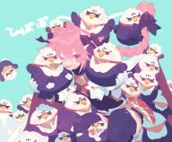 astolfo hippogriff hippogriff_plushie kuro_no_rider rider_of_black // 1500x1239 // 2.1MB
