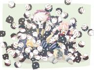 astolfo avicebron hippogriff hippogriff_plushie karna kuro_no_rider rider_of_black spartacus // 886x658 // 839.6KB