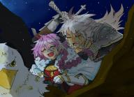 astolfo hippogriff kuro_no_rider rider_of_black siegfried // 1500x1089 // 1.6MB